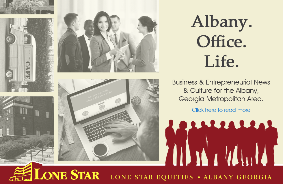 Business & Entrepreneurial News & Culture for the Albany Georgia Area