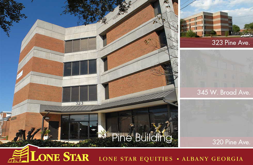 Pine Building - 323 Pine Ave - Lone Star Equities