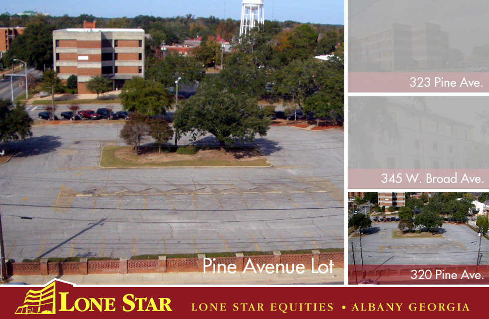 Pine Lot - 320 Pine Ave - Lone Star Equities