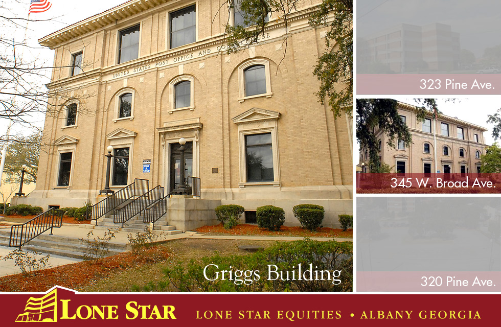 Griggs Building - 345 W. Broad Ave - Lone Star Equities